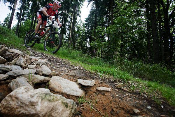 Bikechallenge 2009 - Jirka Slabý