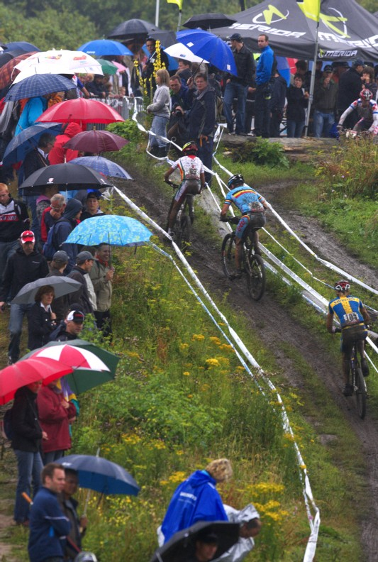 Mistrovství Evropy MTB XC 2009 - Zoetermeer /NED/ - elite