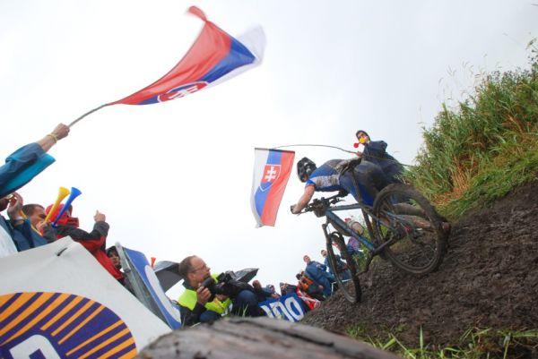Mistrovství Evropy XC 2009 - Zoetermeer /NED/ - muži & ženy Elite: Slováci byli nejlepšími fanoušky a to nejen pro Janku Števkovou