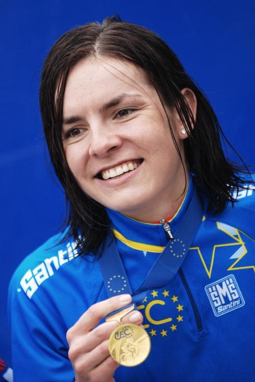 Mistrovství Evropy XC 2009 - Zoetermeer /NED/ - muži & ženy Elite: Maja Wloszczowska