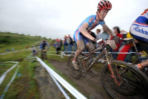Mistrovství Evropy XC 2009 - Zoetermeer /NED/ - muži & ženy Elite: Jirka Novák