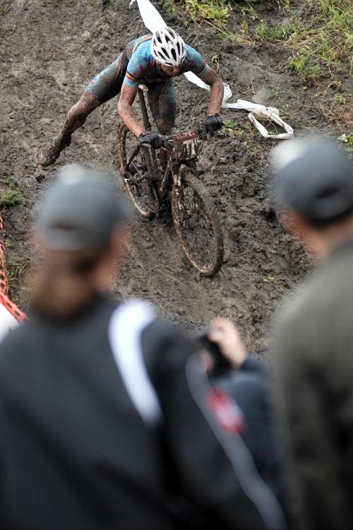 Mistrovství Evropy XC 2009 - Zoetermeer /NED/ - muži & ženy Elite: Sven Nijs si nepočínal úplně jistě