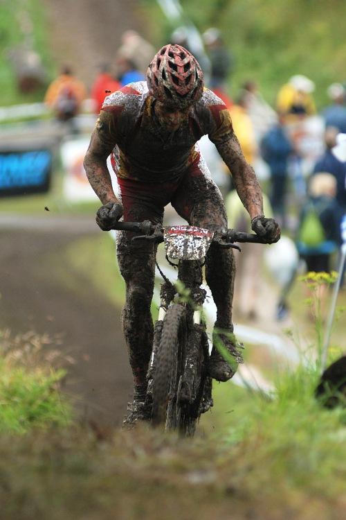 Mistrovství Evropy XC 2009 - Zoetermeer /NED/ - muži & ženy Elite: José Antonio Hermida