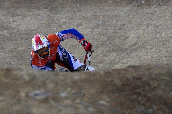 Mistrovství světa MTB 4X 2009 - Canberra /AUS/- kvalifikace - Joost Wichman