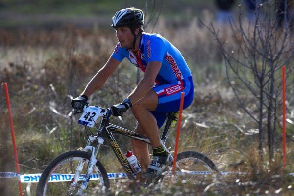 Mistrovství světa MTB XC 2009, Canberra /AUS/ - Lukáš Sáblík