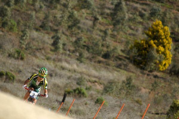 Mistrovství světa MTB XC 2009, Canberra - muži U23: Burry Stander