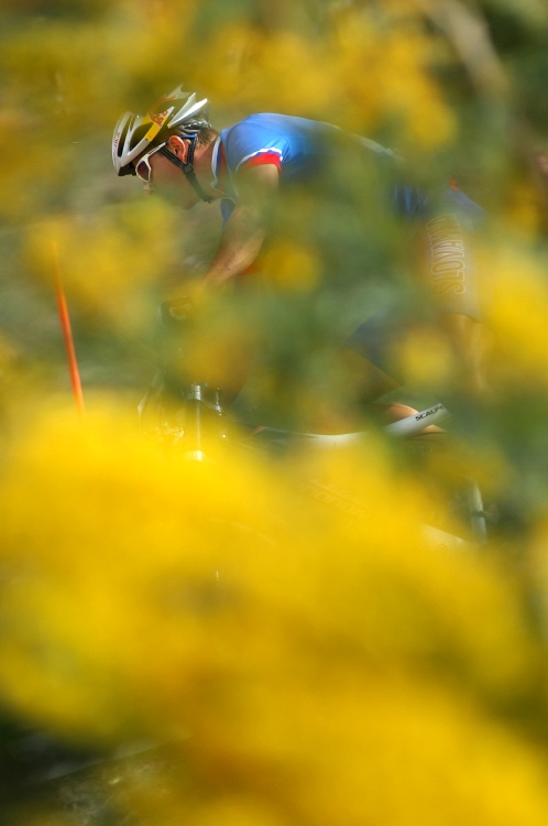 Mistrovství světa MTB XC 2009, Canberra - muži U23: Peter Sagan