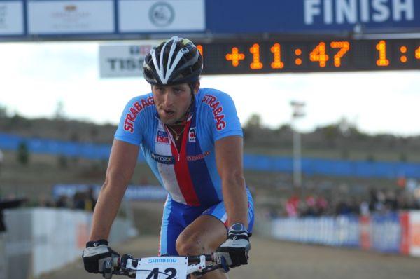 Mistrovství světa MTB XC 2009, Canberra - muži U23: Lukáš Sáblík spokojen nebyl