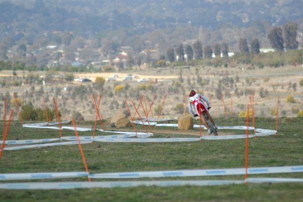 Mistrovství světa MTB XC 2009, Canberra - junioři: Porgugalec Marinheiro