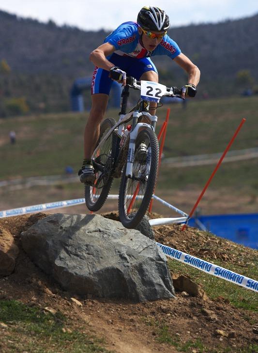 Mistrovství světa MTB XC 2009, Canberra /AUS/ - a ani Tomáš Paprstka