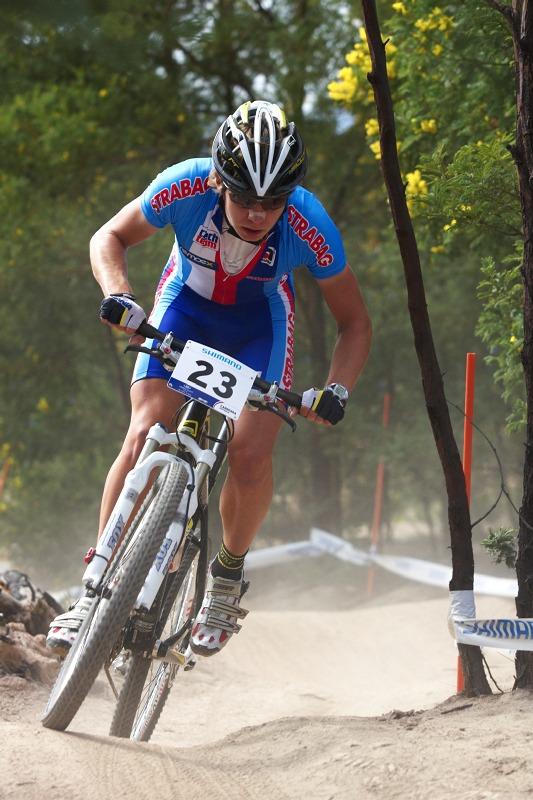 Mistrovství světa MTB XC 2009, Canberra /AUS/ - Daniel Veselý