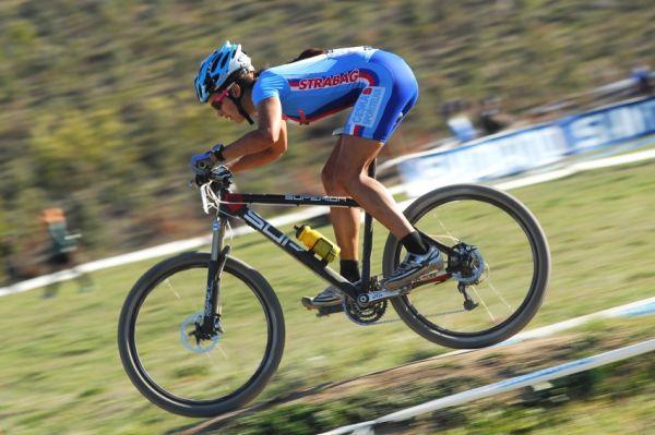 Mistrovství světa MTB XC 2009 - ženy U23: Tereza Huříková