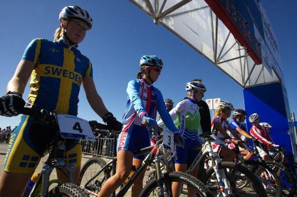 Mistrovství světa MTB XC 2009, Canberra /AUS/ - nervové napětí před startem