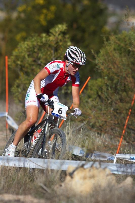 Mistrovství světa MTB XC 2009, Canberra /AUS/ - Alexandra Dawidowicz