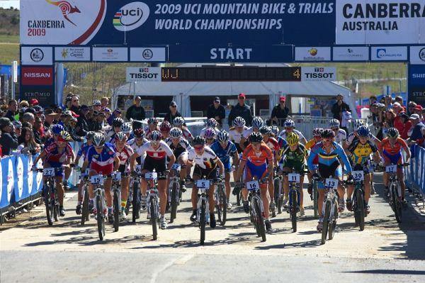 Mistrovství světa MTB XC 2009, Canberra /AUS/ - 10:30 start!