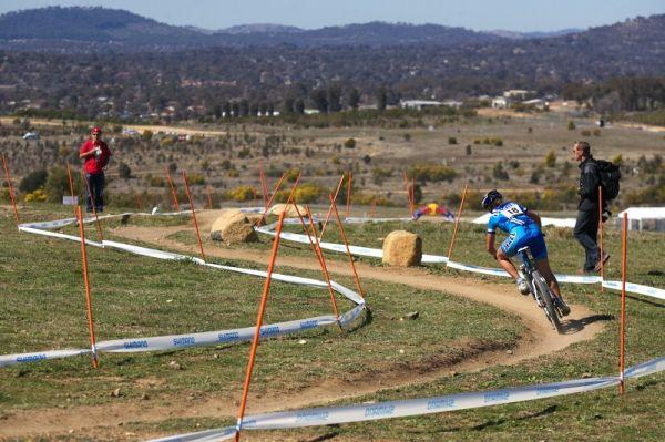 Mistrovství světa MTB XC 2009, Canberra /AUS/ - izraelská bikerka Noga Korem překvapila pátým místem