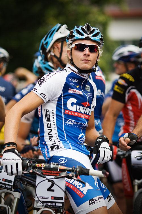 Bakovský maraton 2009 - Jakub Šilar