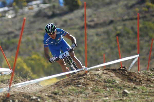 Mistrovství světa MTB XC 2009, Canberra /AUS/ - Ital Marco Aurelio Fontana