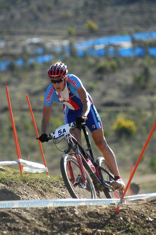 Mistrovství světa MTB XC 2009, Canberra /AUS/ - Jaroslav Kulhavý