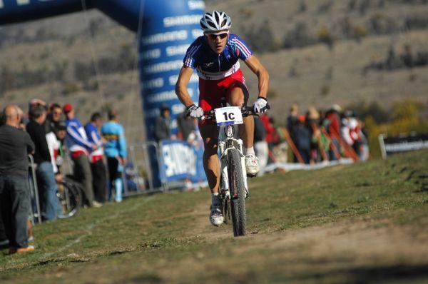 Mistrovství světa MTB XC 2009, Canberra /AUS/ - Hugo Drechou