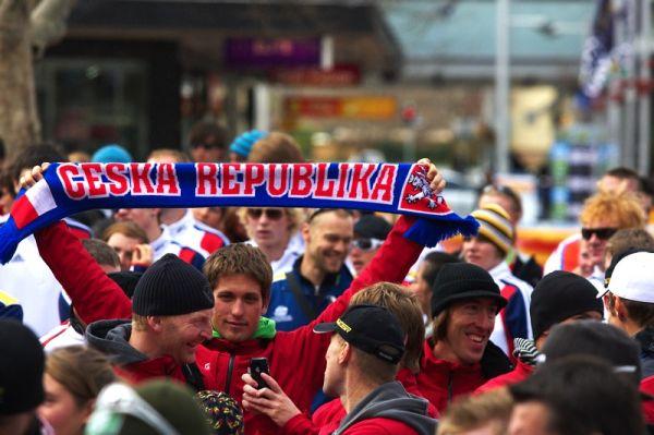 Mistrovství světa MTB 2009, Canberra 1. den - Viva The Czech Republic!