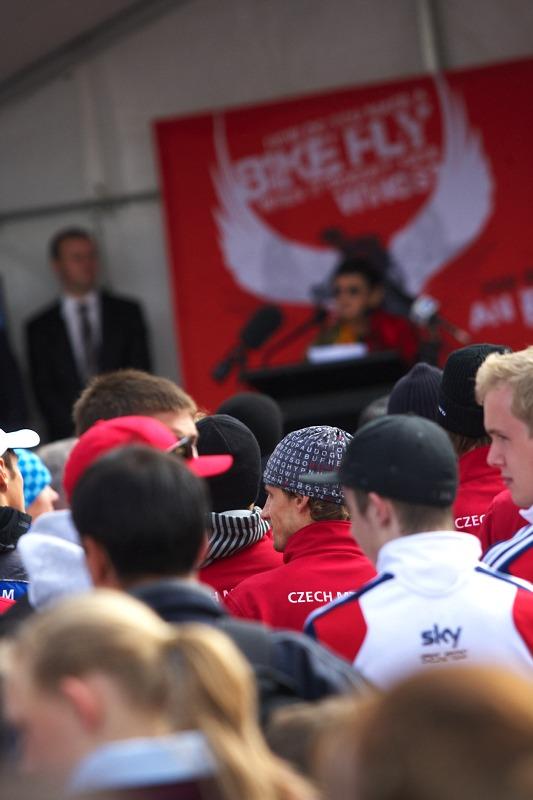 Mistrovství světa MTB 2009, Canberra 1. den