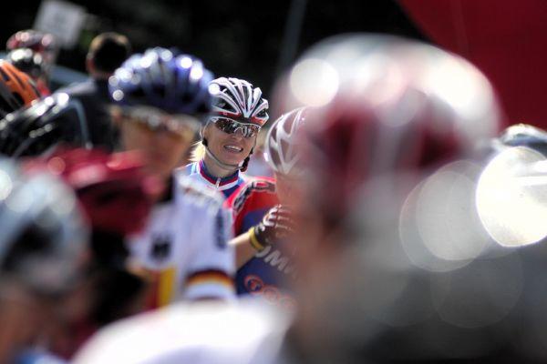 Mistrovství světa v MTB maratonu 2009 - Graz /AUT/: Bára Radová