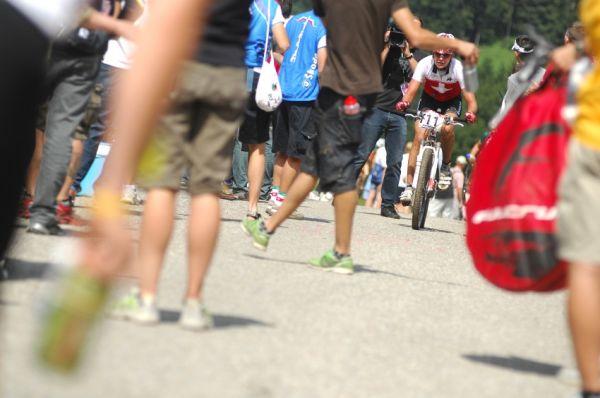 Mistrovství světa v MTB maratonu 2009 - Graz /AUT/: občerstvení