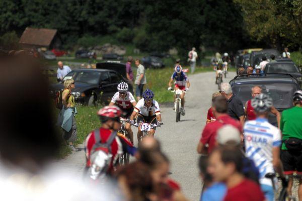 Mistrovství světa v MTB maratonu 2009 - Graz /AUT/: Christoph Sauser