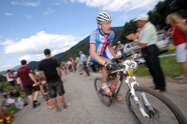 Mistrovství světa v MTB maratonu 2009 - Graz /AUT/: Jan Jobánek