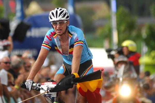 Mistrovství světa v MTB maratonu 2009 - Graz /AUT/: Roel Paulissen mistrem světa