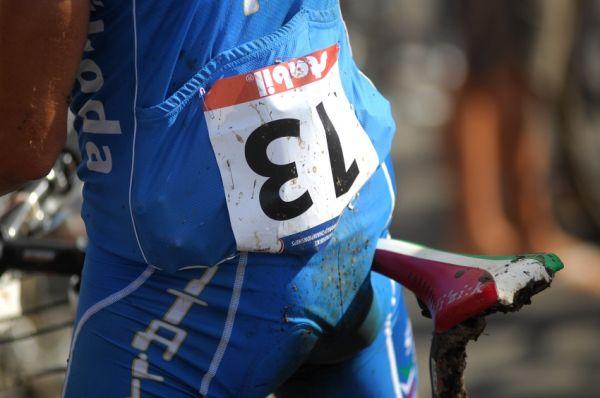 Mistrovství světa v MTB maratonu 2009 - Graz /AUT/: Gilberto Simoni je pověrčivý
