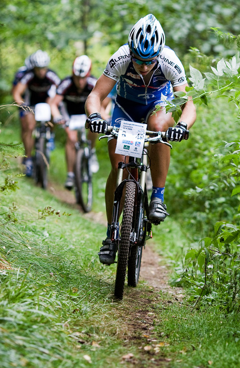 KPŽ AM bikemaraton ČS Karlovy Vary 2009 - Jan Strož