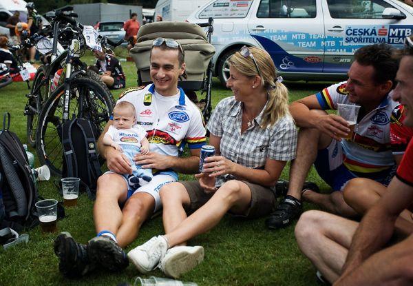KPŽ AM bikemaraton ČS Karlovy Vary 2009 - Nebojsa... :-)