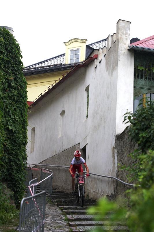 Český pohár XCO #5 - Kutná Hora 22.8. 2009 - Anna Szafraniec
