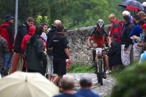 Český pohár XCO #5 - Kutná Hora 22.8. 2009 - Filip Eberl