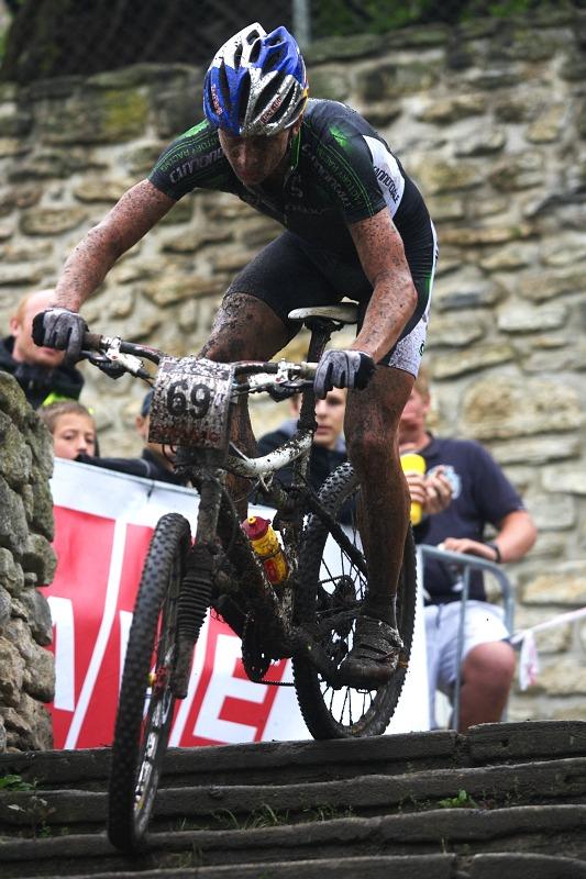 Český pohár XCO #5 - Kutná Hora 22.8. 2009 - Peter Sagan