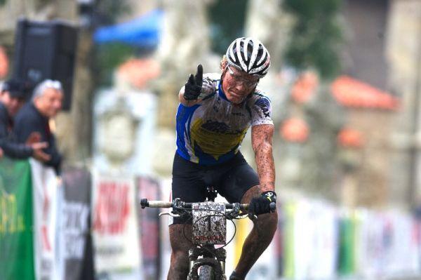 Český pohár XCO #5 - Kutná Hora 22.8. 2009 - pistolero Jiří Friedl