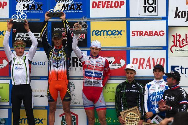 Český pohár XCO #5 - Kutná Hora 22.8. 2009 - muži