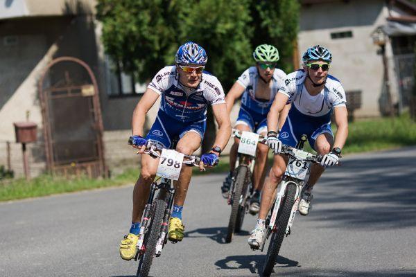 Podkrkonošský maraton 2009 - Ježek, Šilar a Strož
