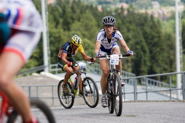 KPŽ Ještěd Tour 2009 - Petra Kottová