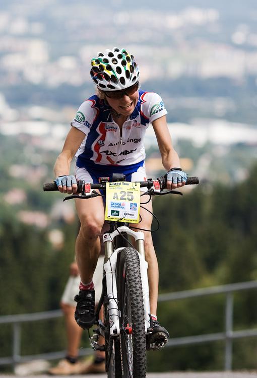 KPŽ Ještěd Tour 2009 - Pavlína Černá