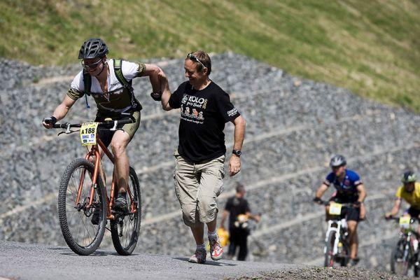 KPŽ Ještěd Tour 2009 - Čemba boy