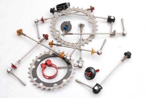 Luxusí komponenty Carbon-Ti