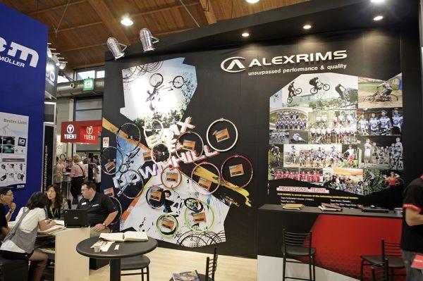 Alexrims 2010 na Eurobiku 2009