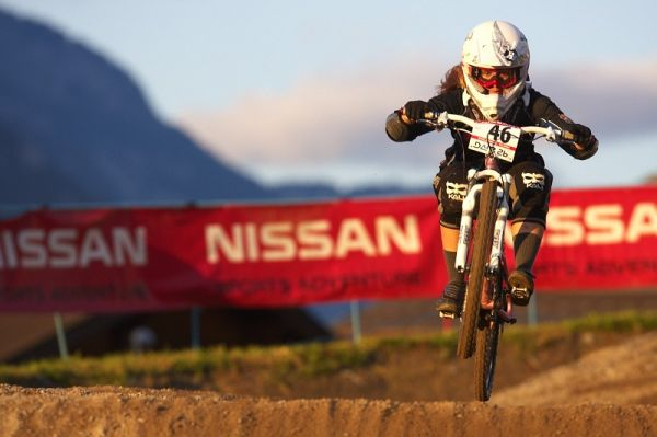 Nissan UCI MTB 4X #8, Schladming 19.9. 2009