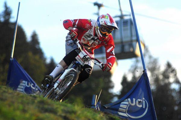 Světový pohár 4X, Schladming 2009: Joost Wichmann v kvalifikaci