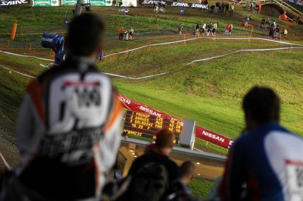 Světový pohár 4X, Schladming 2009: Prokop vítězem kvalifikace před Gravesem