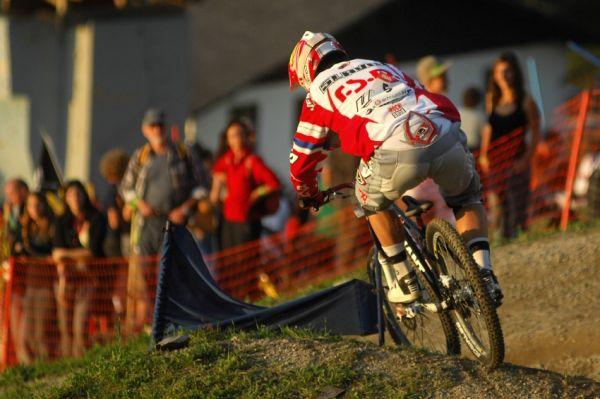 Světový pohár 4X, Schladming 2009: Tomáš Slavík