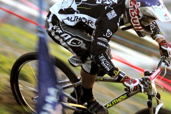 Světový pohár 4X, Schladming 2009: Michal Prokop byl ze začátku závodu suverénní